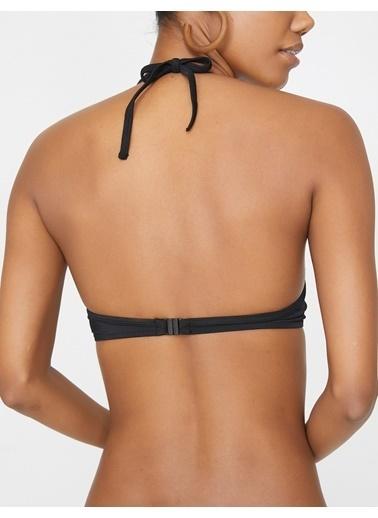 Koton Koton Siyah Bikini Üst Siyah